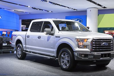 5 Best Trucks of 2016
