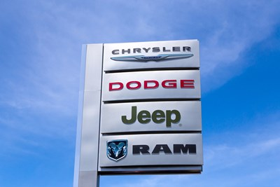 chrysler dodge jeep ram dealership