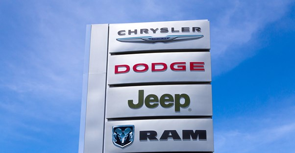 chrysler dodge jeep ram dealership