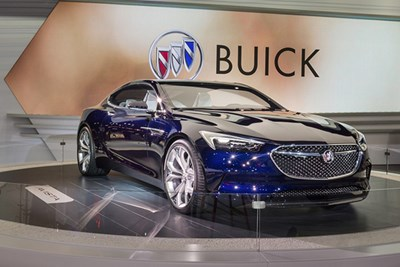 buick new models
