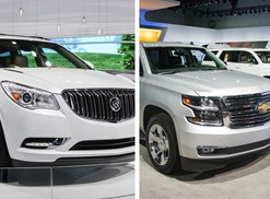 buick enclave vs chevy suburban