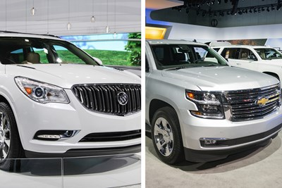 Family SUV Face-Off: 10 Head-to-Head Comparisons