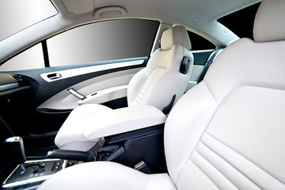 luxury car features