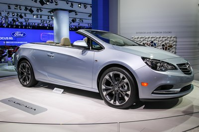 Buick New Models: What's Changed?