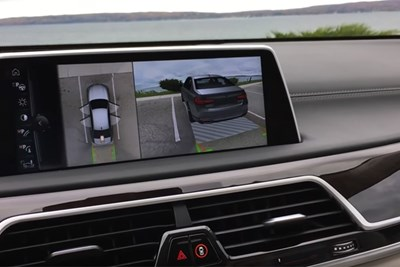 5 Cars with 360-Degree Cameras