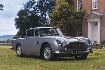 15 Most Memorable Bond Cars