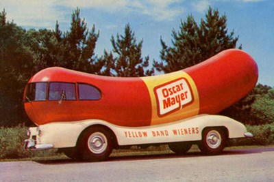 The Evolution of the Wienermobile