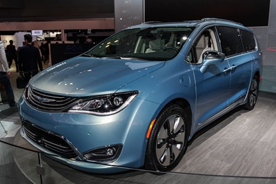 Top 5 Luxury Minivans for 2017