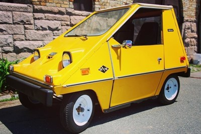 The Weirdest-Looking Cars of All Time