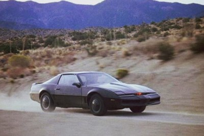 10 Living Cars from Movies and TV