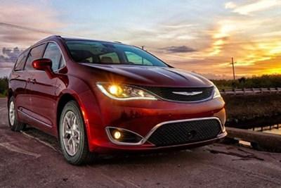 2017 Chrysler Pacifica: A Trim Comparison