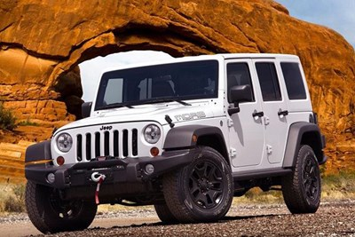 Jeep Wrangler: Through the Years