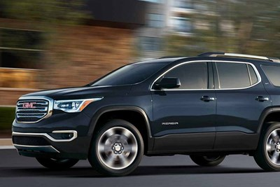Which 2018 GMC Acadia Trim Is Right for You?