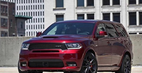 the 2018 dodge durango