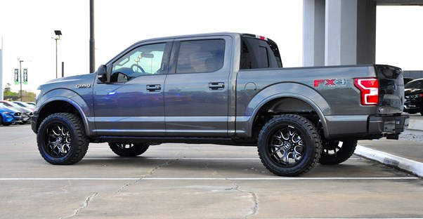 a 2018 ford f-150