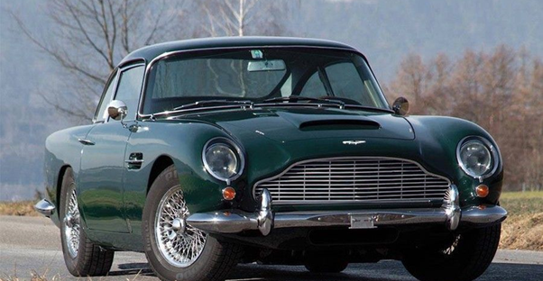 30 Most Iconic Cars of the 1960s