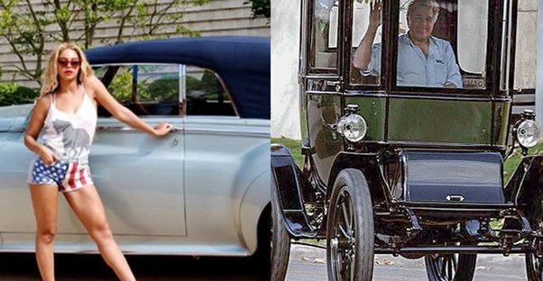 30 Stars Who Drive Vintage Cars