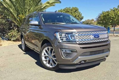a 2019 ford expedition