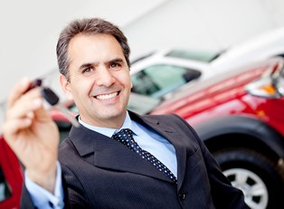 Dealing with Pushy Salespeople when Buying a New Car