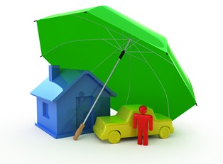 Home and car protected by a bundled insurance policy