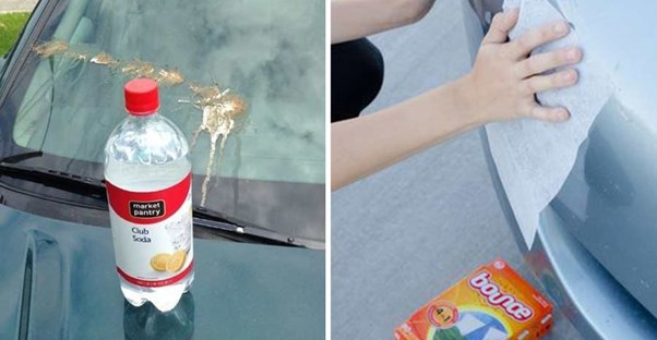40 Car-Cleaning Hacks